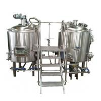Quality 500L craft beer brewing equipment fermentation tank, home beer fermenter for sale