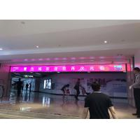 China Banner / Signage Indoor Led Display ScreenP3mm High Refresh Rate Magnet Module on sale
