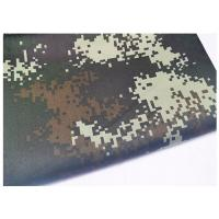 Quality 07 Outdoor Polyester Fabric Camouflage Plain Military Canvas Tent Cloth for sale