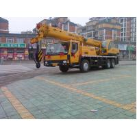 Quality Hydraulic Mobile Crane 20 ton QY20G Truck Crane for sale