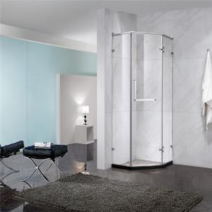 Quality Bathroom Economic Model 6mm Sliding Glass Shower Room Enclosure for sale