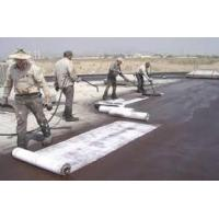 Quality High Intensity Pet Geotextile , Weed Suppressant Fabric Membrane For Road Construction for sale