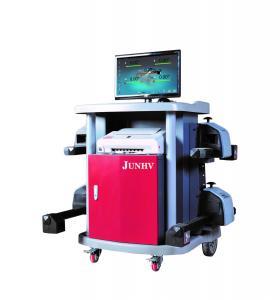 Quality Optional Color CCD Wheel Alignment 3D Animation Navigation Single Exchange Sensor Head for sale