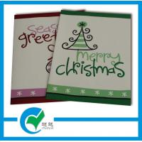 Quality Holiday Greeting / OEM Blessing Greeting Card Stock Paper Services for Wedding Invitation for sale