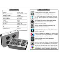 Quality seeding planting spectrum LED grow lights 210w LED- 6 for Medical Plant&MJ& greenhouse for sale