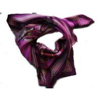 China Nice Floral Printed Silk Scarf (HP-2622) on sale