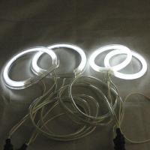 Quality CCFL Angel Eyes for MAZDA 6 LED CCFLAngel Eyes headlight Halo Ring Halo Light for Mazda6 for sale