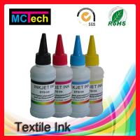 China White DTG Ink for Direct To Garment Textile Printer with Competitive Price in digital printing on sale