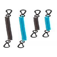 Quality TPU Bungee Cord Fishing Safety Tool Lanyards POM Swivel Hooks for sale