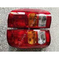 Quality Direct Fit Toyota Hilux Vigo Parts , 24V 2008 Chrome Interior Halogen Tail Light for sale