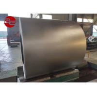 Quality Alu - Zinc Galvanized Steel Coil Cold Rolled High Strength Sheet ISO9001 for sale
