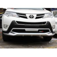 Quality TOYOTA RAV4 2013 Car Bumper Guard LED Daytime Running Light Front Bumper Replacement for sale