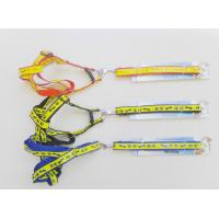 Quality Pet safety reflective dog leash and harnesses High brightness for sale