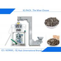 Buy Sunflower Seeds Automatic Packing Machine Back Seal Bag SS304 Food Level Steel Packing at wholesale prices