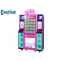 Quality Shopping Mall  Lipstick Vending Machine , Fragrance Vending Machine Arcade Game for sale