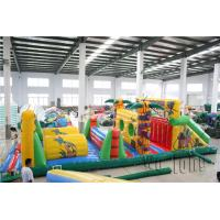 Buy cheap custom inflatable obstacle course, obstacle course inflatable,kids obstacle from wholesalers