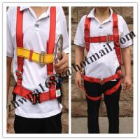 Quality Fall prevention safety belt& safety belts,Simple Three Point Safety Belt for sale