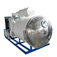 Quality LTDG - Series Vacuum Freeze Dryer Controlled By Hand , Automatic Program Or Computer for sale