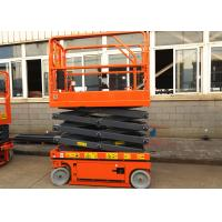 Quality 8m Hydraulic Drive Self Propelled Aerial Work Platform Safety Extendable for sale