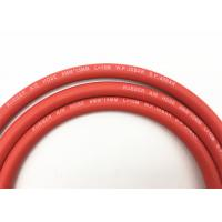 China 5 / 16 Inch W.P 300PSI Red Smooth Surface Rubber Air Hose / Pipe  for LPG gas on sale
