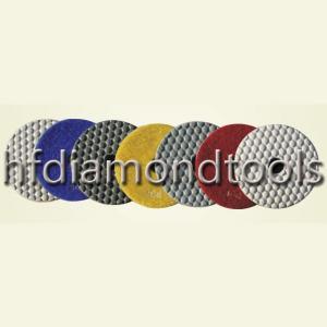 Quality DRY FLEXIBLE POLISHING PAD for sale