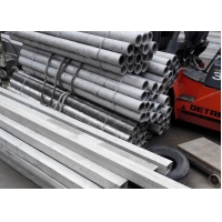China Construction Cold Drawn 8mm SS 316 Seamless Pipe on sale