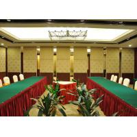 Quality Seafood Restaurant Room Partition Hanging Office  Aluminum Sliding Doors for sale