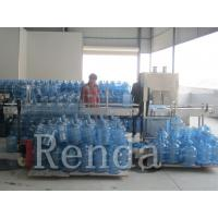 Quality 5 Gallon Washing Capping Barrel Filling Machine 100 BPH Jar Filling Machinery for sale