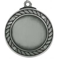 Buy cheap 6.5cm, zinc alloy, blank nickel souvenir medal from wholesalers