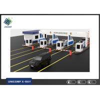 Quality Customized Vehicle X - Ray Scanner High Resolution With Harmless To Passengers for sale