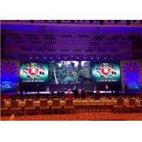 Quality High Resolution Stage LED Display Full Color P3.91/P4.81 13S Scan Mode 38.5 Watt for sale