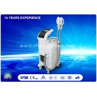 Quality Hair Removal Breast Liftup Beauty Elight IPL Laser With 4 Handpieces Machine for sale