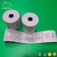Quality Supermarket BPA Free Cash Register Roll Thermal Paper Jumbo For Cash Machine Bank Atm for sale