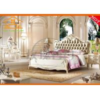 China high fashion MDF master classic antique Turkish queen size french style classical bedroom furniture set on sale