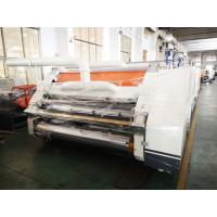Buy Single Facer Corrugated Machine Corrugated Roller Machine New Condition at wholesale prices