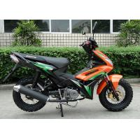Quality High Durability Super Cub Motorcycle , 110CC Cub Scooter Electric / Kick Start for sale