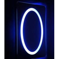 Quality LED wall mirror frameless bath mirror for sale