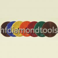 Quality WET FLEXIBLE POLESHING PAD for sale