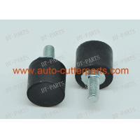 China Black Mushroom Like Metal Lectra Spare Parts Cylindrical Bumper M D16x15 M Vector 5000 on sale