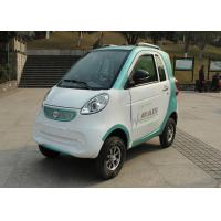 350 Kg Small Battery Car 60V 2200W 80 Km Smart Charging 6-8hs Easy Operation