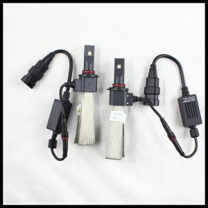 Quality 20W Cree LED headlight H4 H1 H3 H4 H7 H11 9005 9006 auto LED head light lamp kit 2500LM for sale