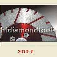 Quality HOT PRESS SINTERED TURBO WAVE for sale