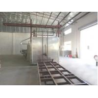 Quality Stainless Steel Thermal Treatment Equipment 16.5 Kw Fan Power Automatic Control for sale