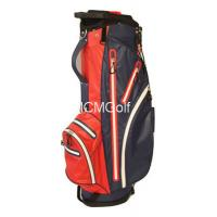China Ultra Lite Waterproof Golf Stand Bag, 100% water resistant on sale