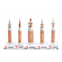 0.6/1 KV Fire Resistant Electrical Wire , Fire Rated Cable For Fire Alarm System