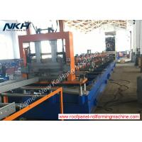 China Durable Cable Tray Making Machine , Fully Automatic Roll Forming Machine on sale