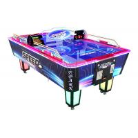 Quality Fantasy Air Hockey table / Indoor Sports Arcade Electronic Desktop Coin Operated Hockey Game machine For Mall for sale