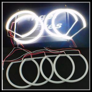 Quality SMD LED Angel Eyes For BMW E36 E38 E49 E46 LED Angel Eye Halo ring Cotton Light angel eye for sale