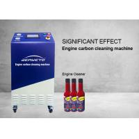 Quality Oxyhydrogen Carbon Cleaning Machine 0.7 L/h Water consumption Environment Friendly for sale
