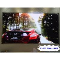 Quality Outdoor Small Pixel Pitch LED Display 960x960mm Billboard Advertising P1.667 for sale